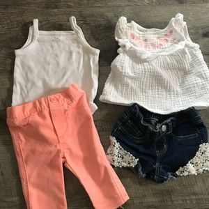 Other - Adorable girls outfit bundle